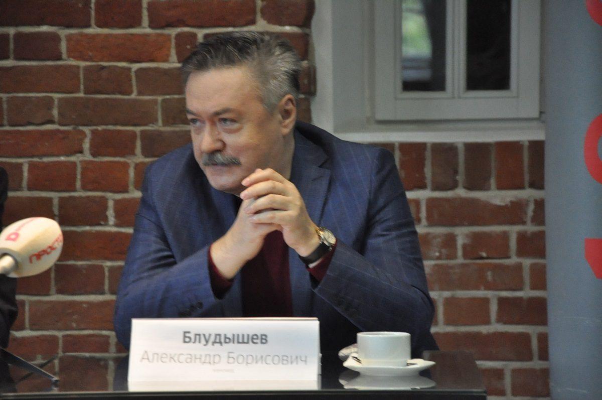 Александр Блудышев: «Сейчас «Оскар» из высшей награды превратился просто в «верхнюю»