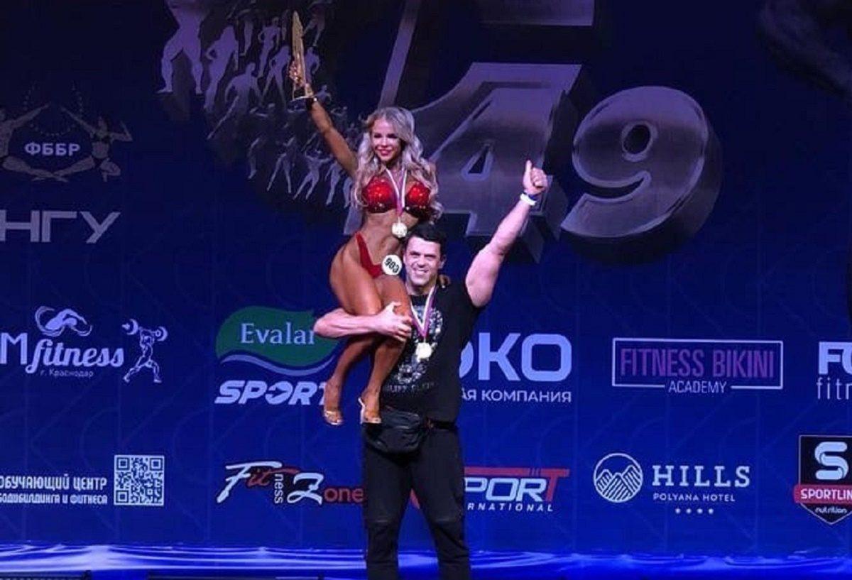 Нижегородка Анастасия Ашаева стала чемпионкой России по бодибилдингу