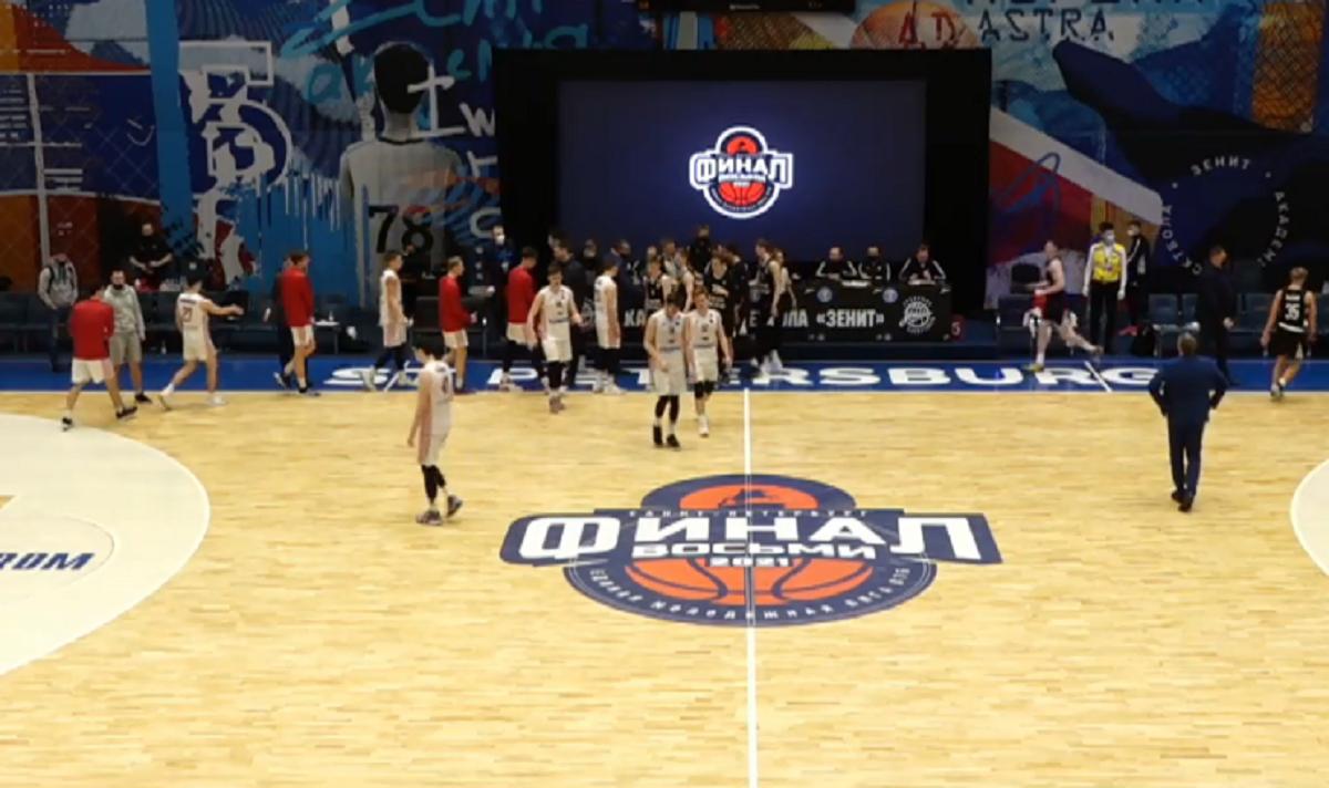 Баскетбольный клуб «Нижний Новгород-2» вышел в полуфинал Единой молодёжной лиги ВТБ