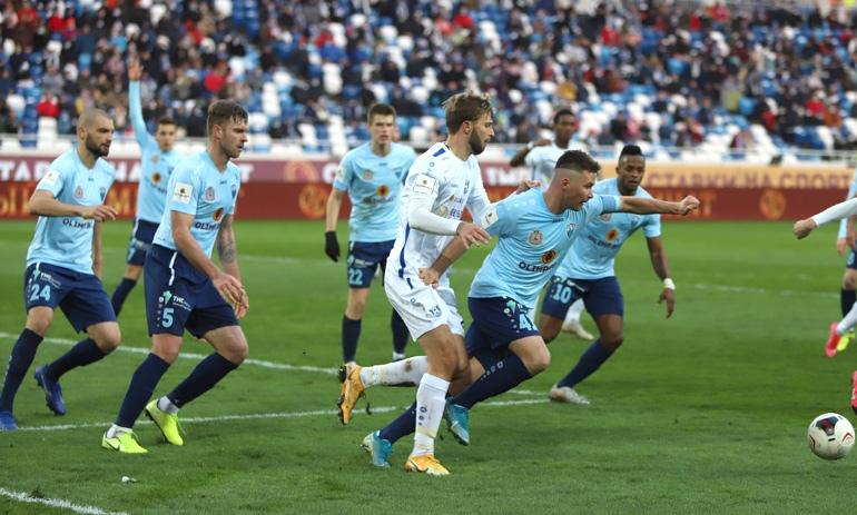 ФК «Нижний Новгород» добился важного успеха в Калининграде