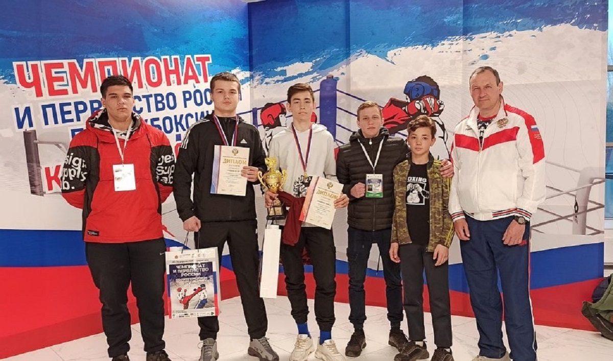 Нижегородские спортсмены взяли «золото» и «серебро» на первенстве России по кикбоксингу