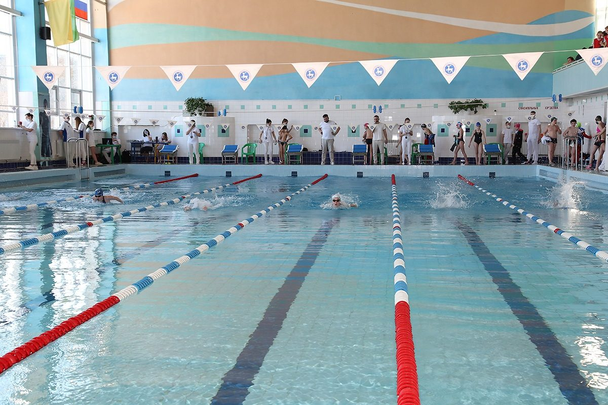 Нижегородка Ирина Бондарева завоевала 4 золотые медали на областных соревнованиях по плаванию