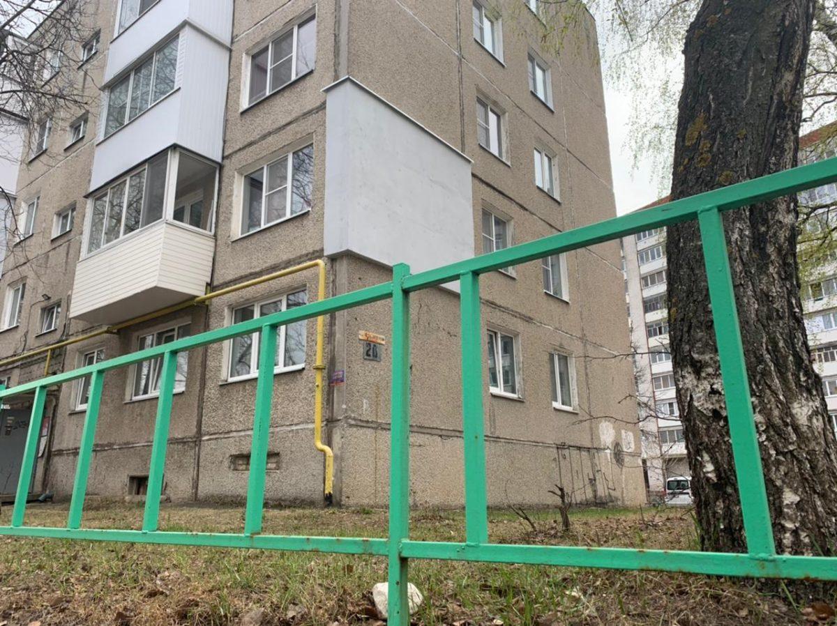 ВДзержинске Госжилинспекция обязала ДУК устранить нарушения вподъезде инапридомовой территории