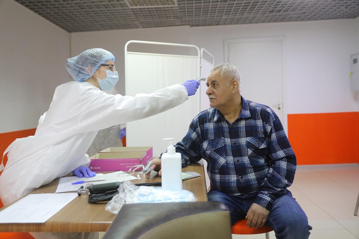 коронавирус температура
