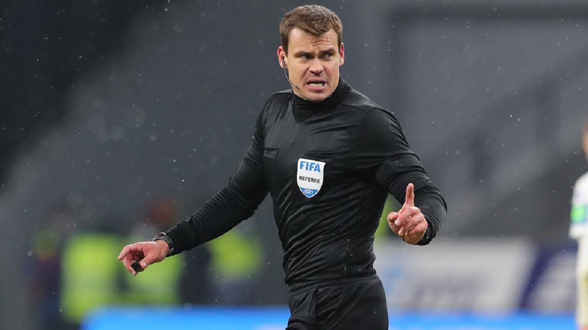 Отстранённый от игр премьер-лиги арбитр получил назначение на матч «Газовик» — ФК «Нижний Новгород»