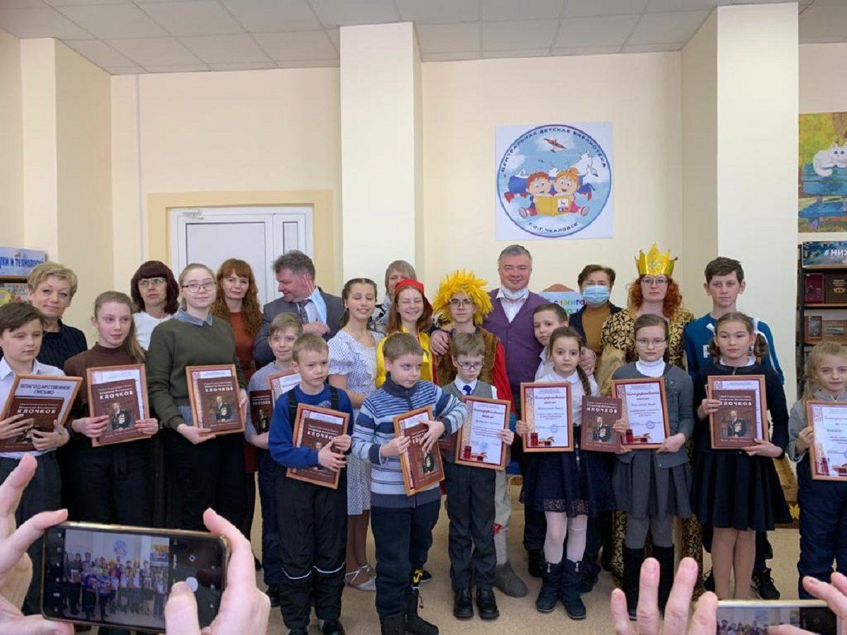 В Нижегородской области проходит акция «Лучший подарок – книга»