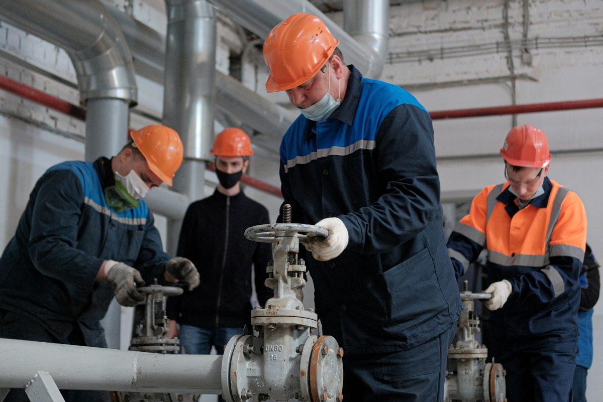 АО «Теплоэнерго» определило лучших специалистов рабочих профессий