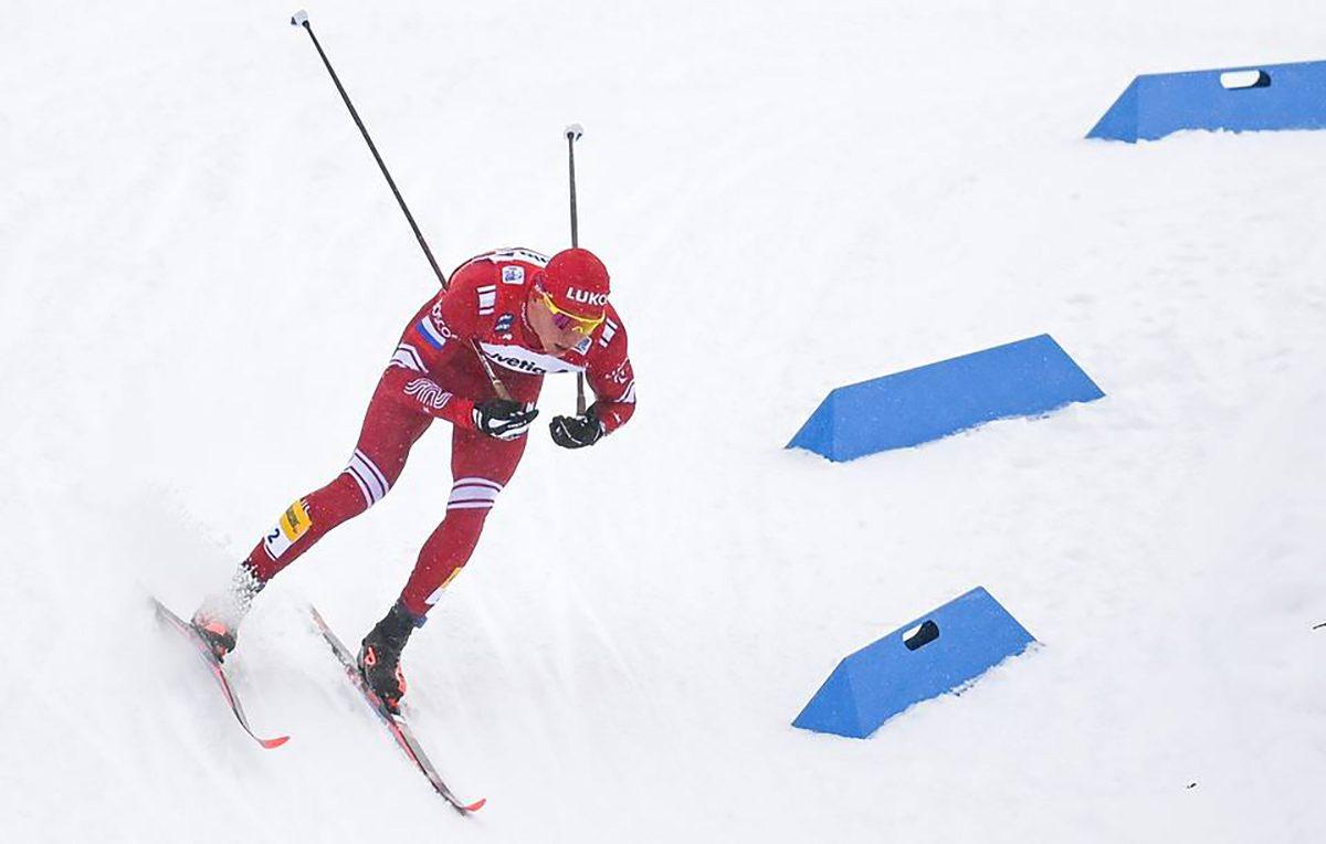 Нижегородские лыжники стали четвёртыми в эстафетной гонке чемпионата России