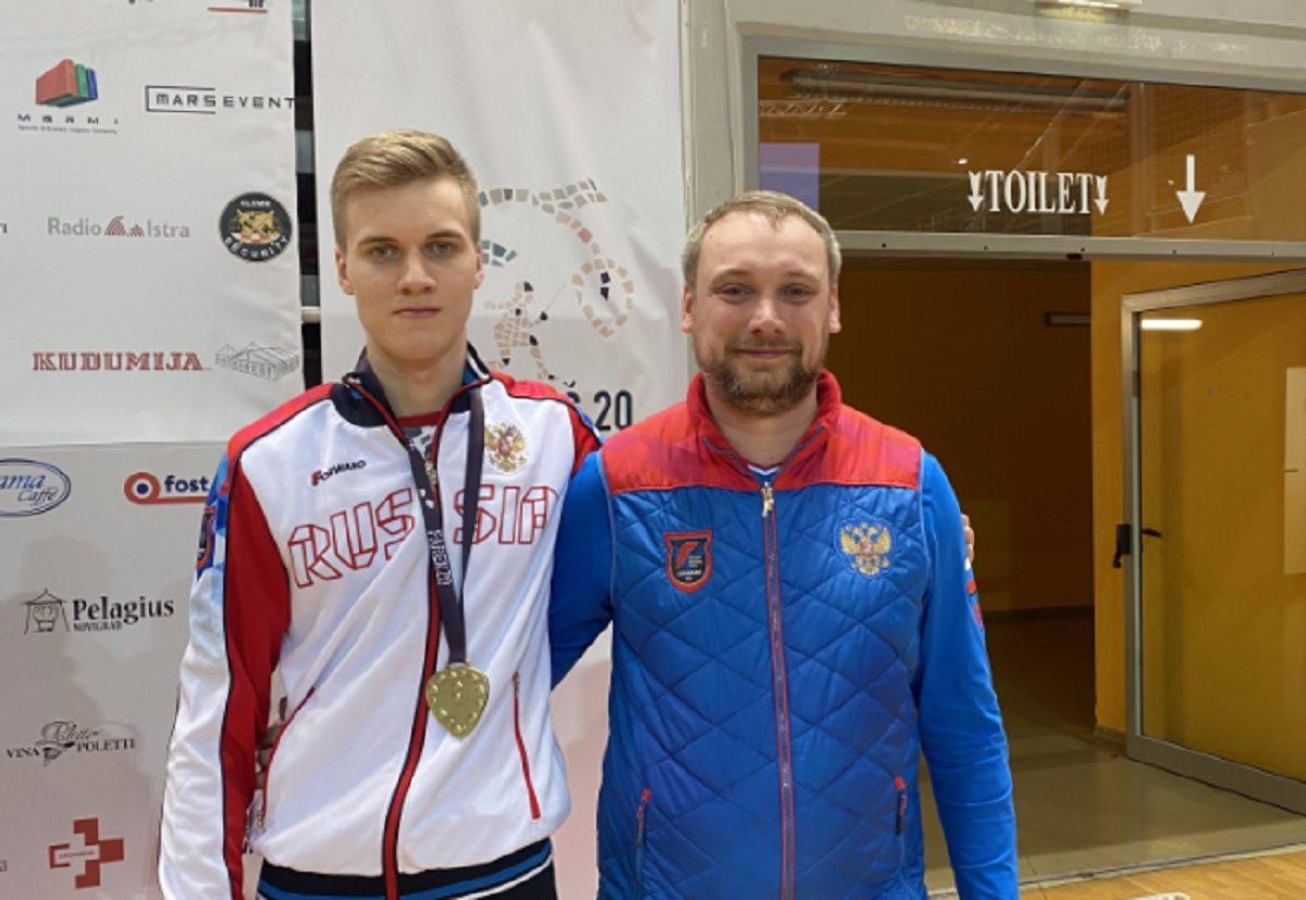 Николай Хозин: «Вырастить олимпийского чемпиона– мечта каждого тренера»