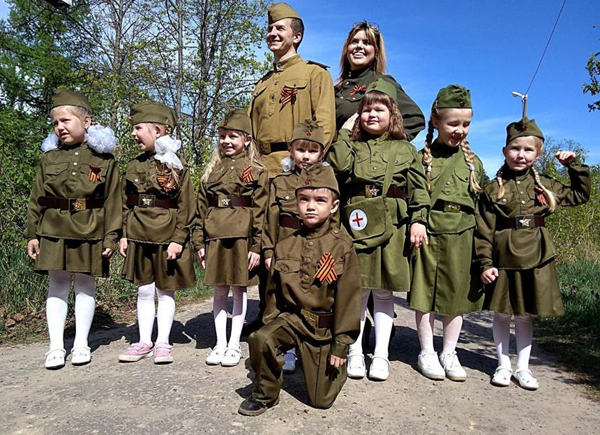 15 семей стали победителями областного конкурса «Нижегородская семья»
