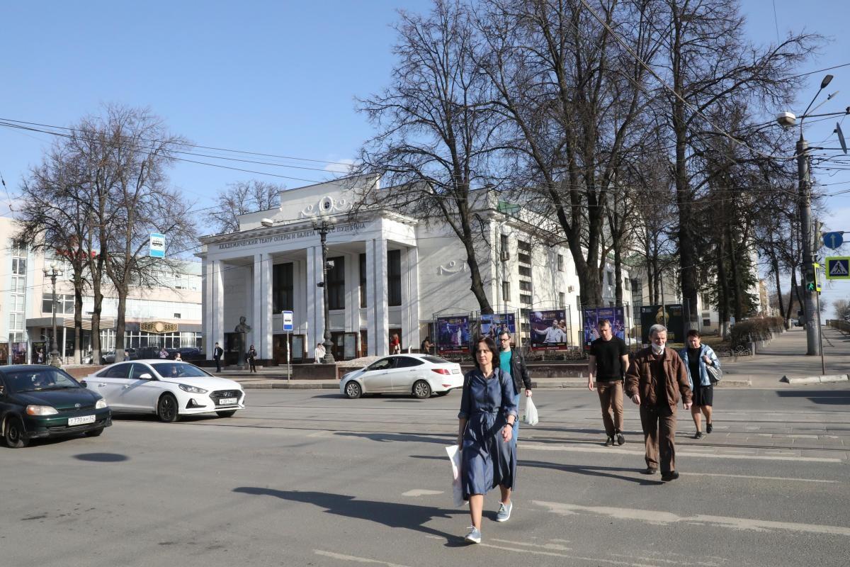 Сильный ветер и похолодание ждут жителей Нижегородской области в выходные