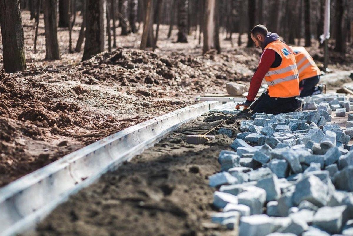 18 км пешеходных дорожек проложат в парке «Швейцария» в Нижнем Новгороде