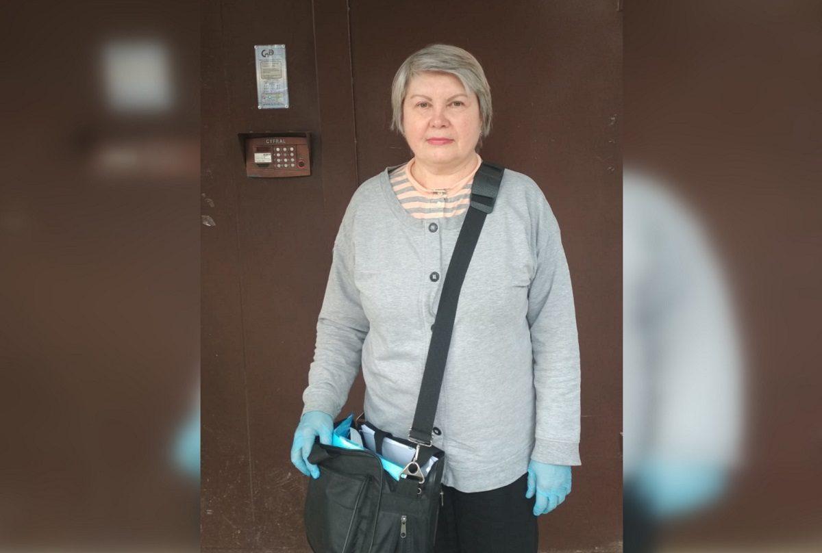 Татьяна Красильникова: «Помощь людям, моим пенсионерам – самое главное в работе почтальона»