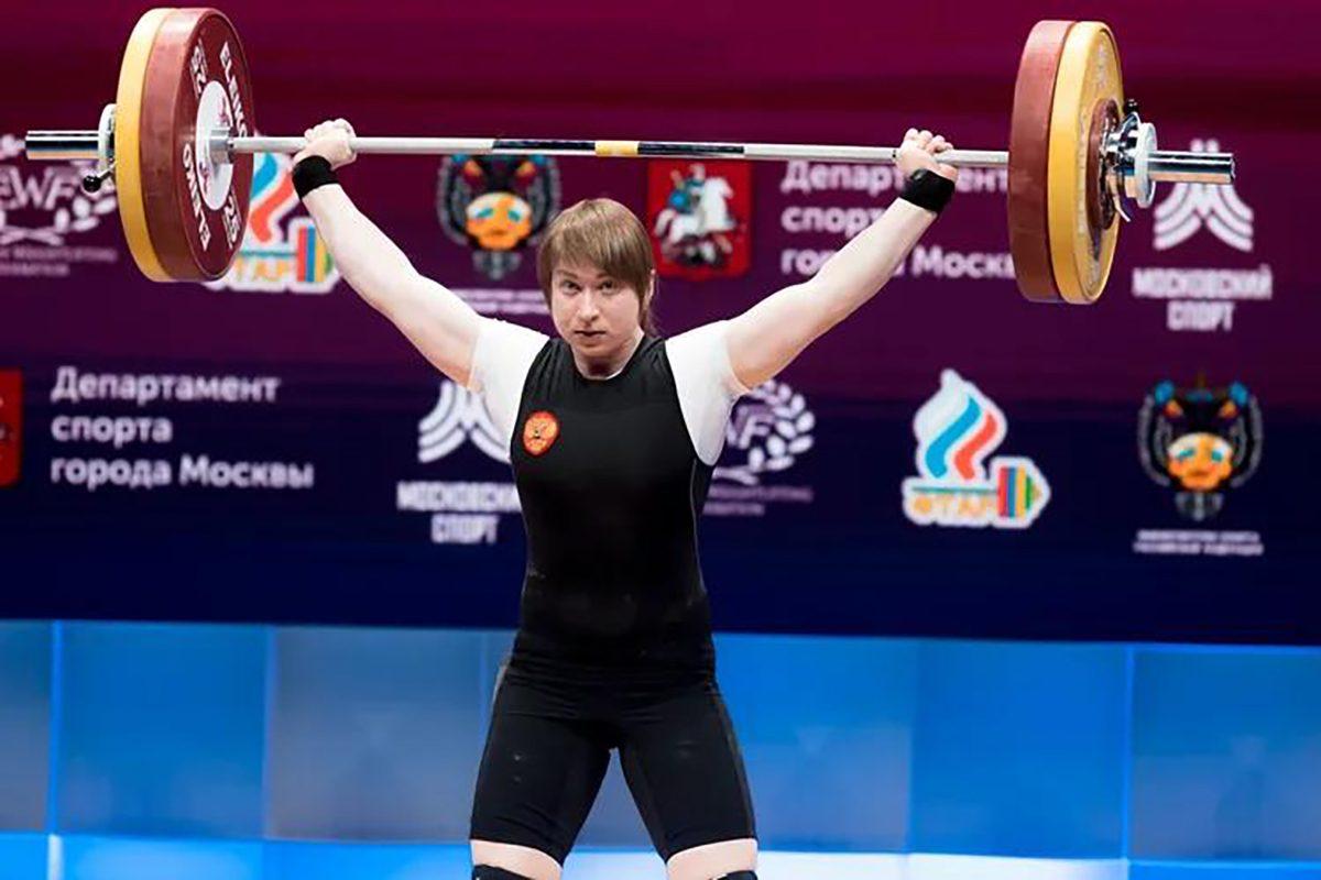 Нижегородская штангистка Анастасия Романова завоевала «бронзу» на чемпионате Европы