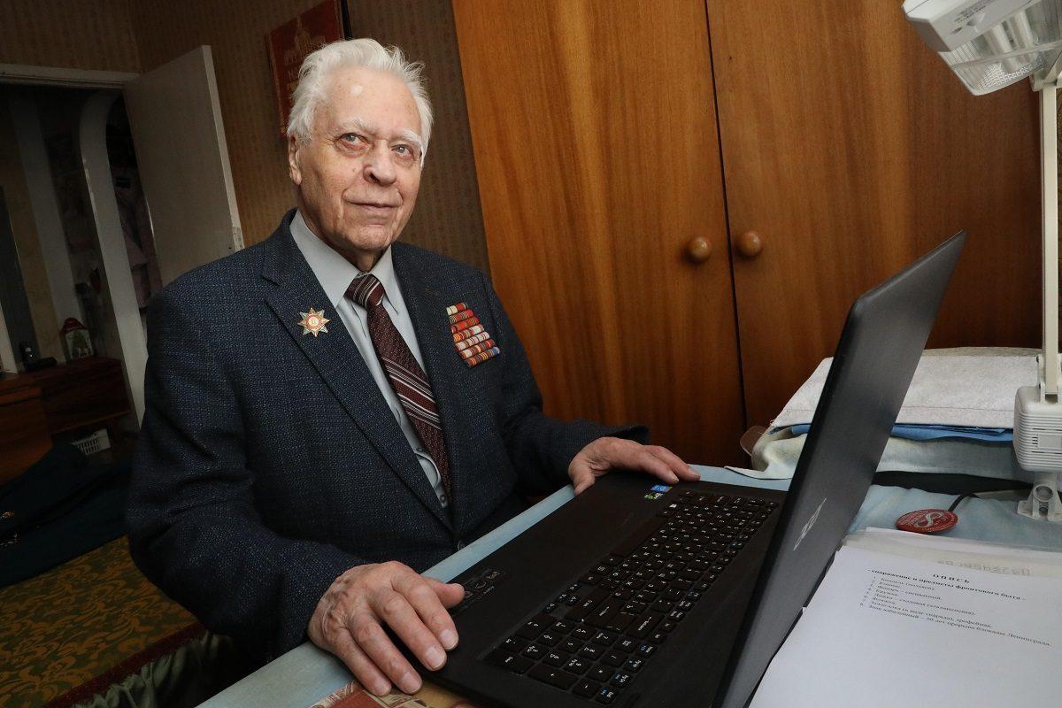 Ленинград-Архангельск-Одесса: нижегородец Сергей Фогель вспоминает, как его семья спасалась во время войны