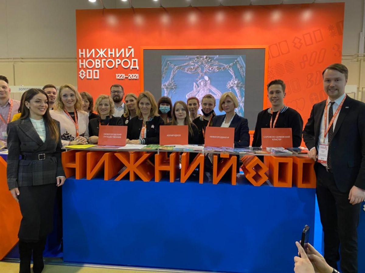 В Нижегородской области будут развивать детский туризм