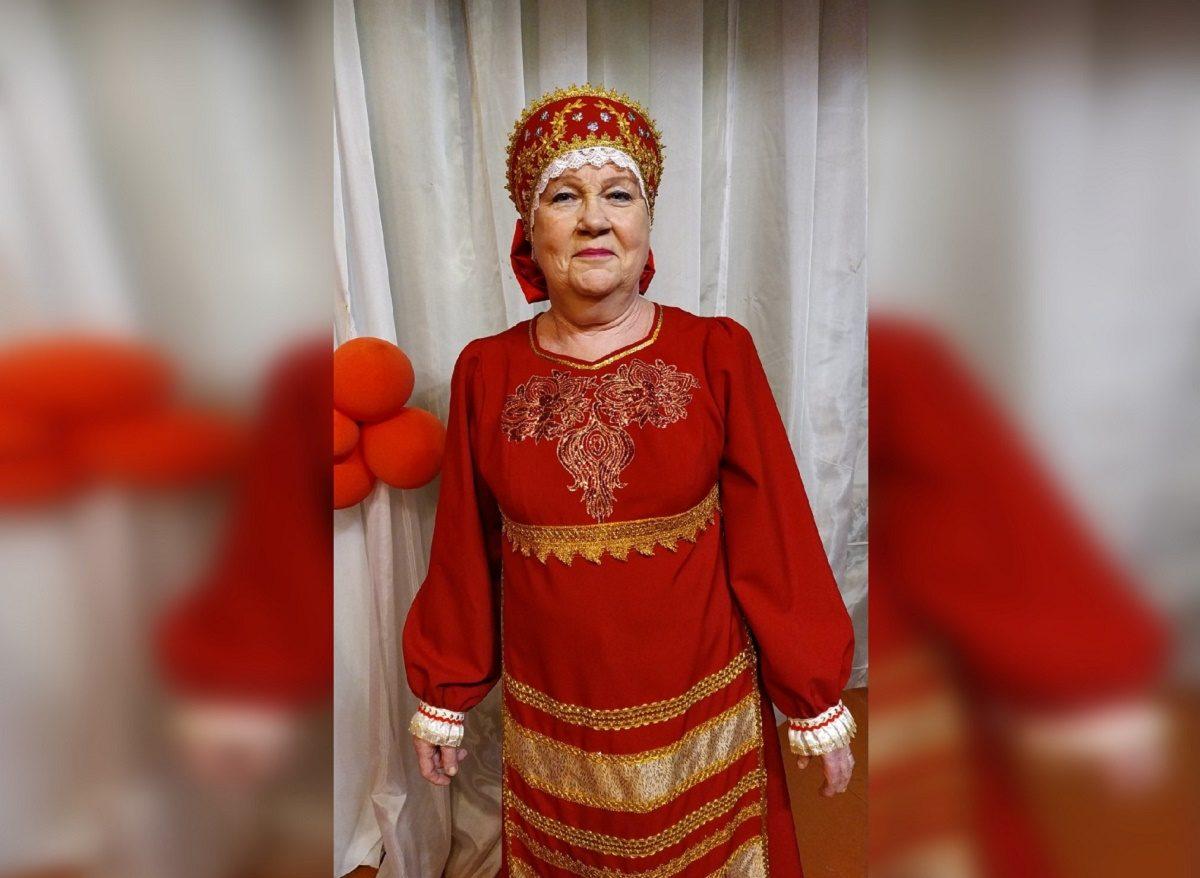 Помидор «Вова Путин» и портрет президента: талантливая нижегородка поделилась секретами творчества на пенсии