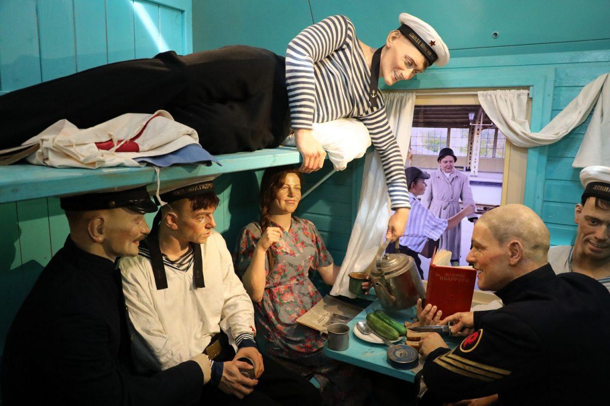 Нижегородцев приглашают в «Поезд Победы»: смотрим, что любители истории найдут внутри