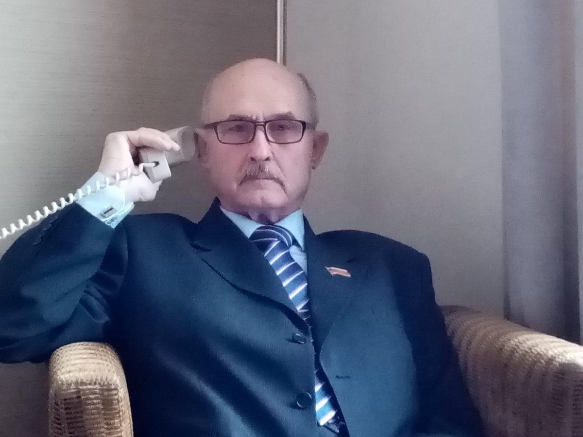 Делай добро: Василий Найденко из Краснобаковского района создаёт комфорт для земляков