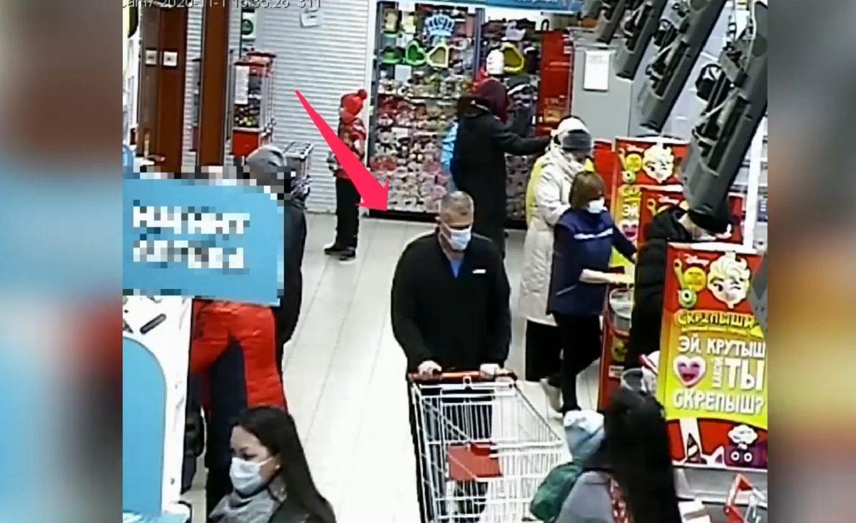Продавец супермаркета помогла поймать вора-рецидивиста из Нижнего Новгорода
