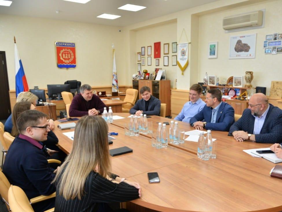Дзержинск включен в федеральный проект «Наставники России»