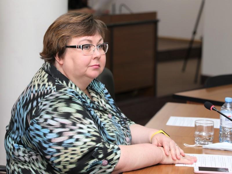 Юлия Абызова стала председателем контрольно-счетной палаты Нижнего Новгорода