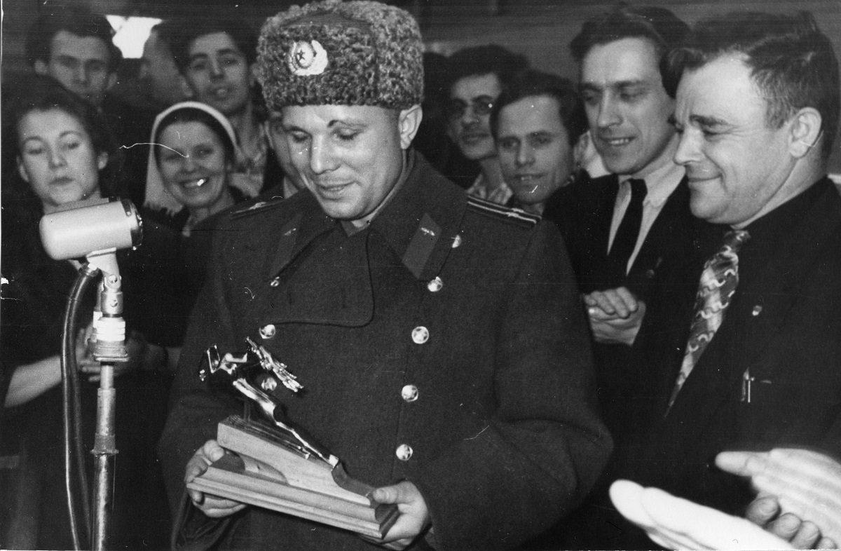 «Это лучший подарок человечеству»: как вГорьком встретили весть ополёте Юрия Гагарина вкосмос