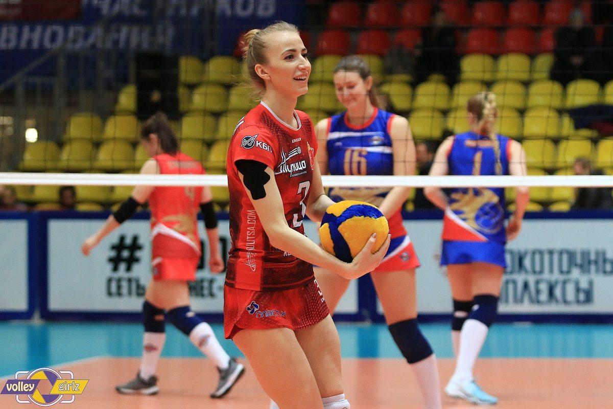 Жанна Каськова: «Женский волейбол непредсказуем»