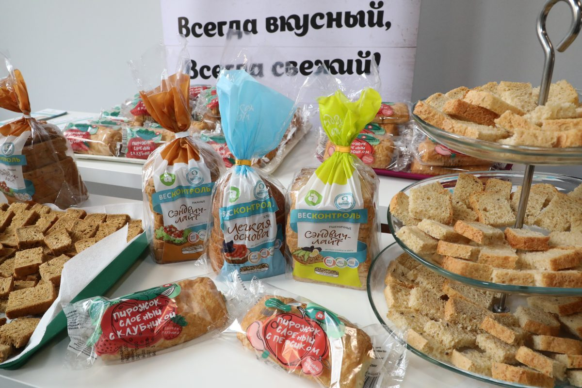 Ешь и худей: нижегородские хлебопеки продают хлеб для снижения веса