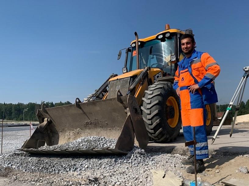 «Автобан» завёз 50 тысяч тонн щебня для М-12