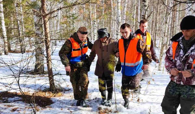 Волонтёры рассказали историю спасения пенсионера, пропавшего на прогулке с собакой в Нижегородской области