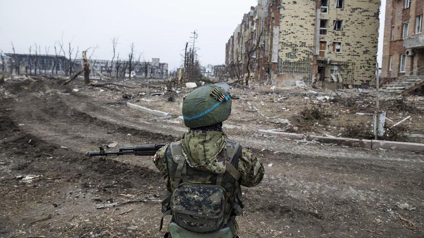 Россия и Украина оказались на грани военного столкновения