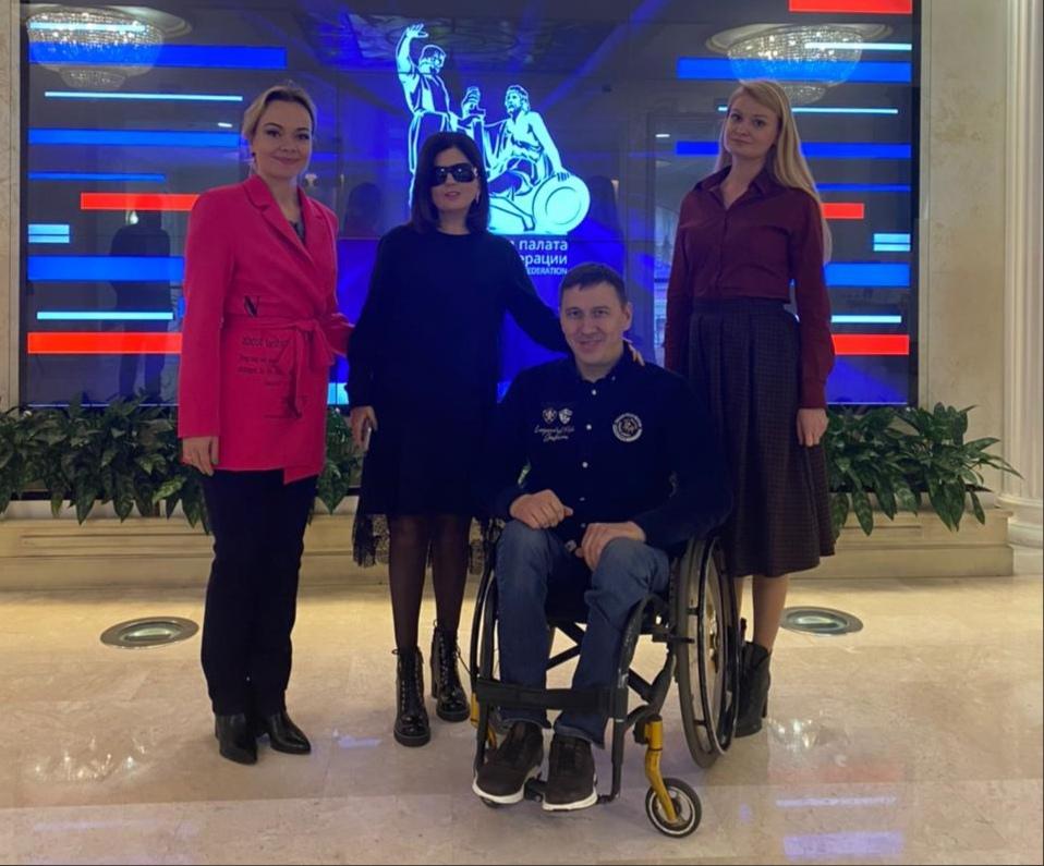 Певица Диана Гурцкая поддержала нижегородскую инициативу рейтингования объектов покритерию доступности для людей синвалидностью