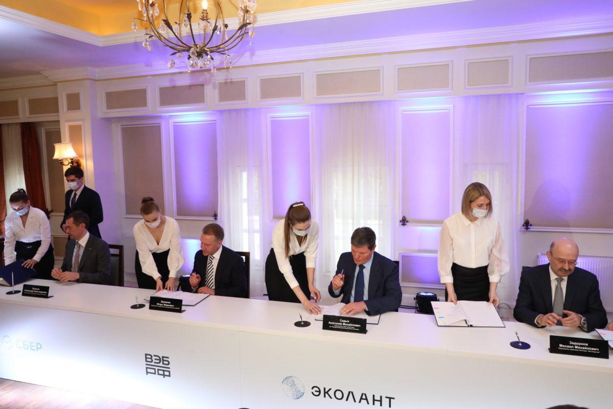 Экологичный электрометаллургический комплекс в Выксе запустят в 2025 году