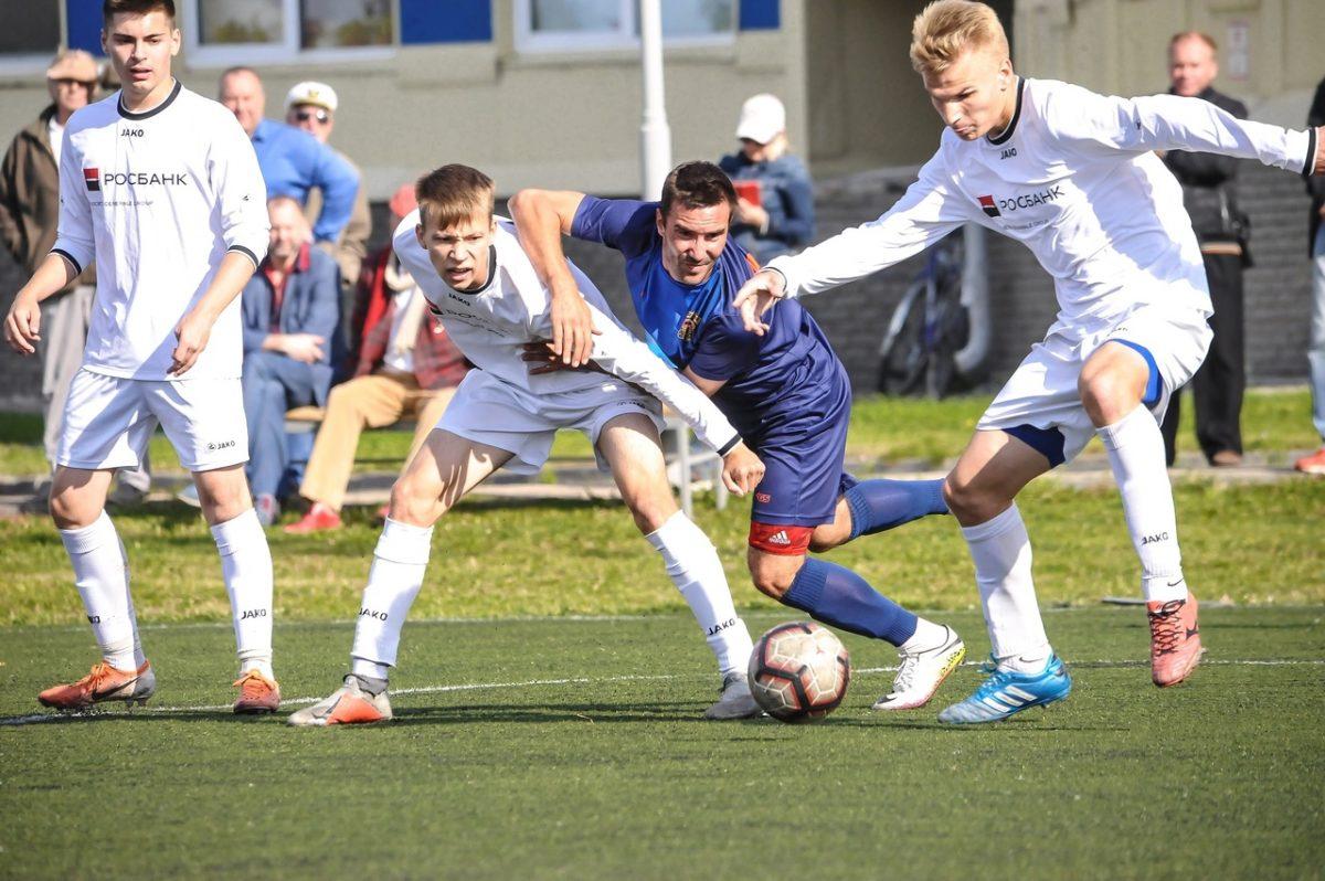 Чемпионат Нижегородской области по футболу стартует 3 мая