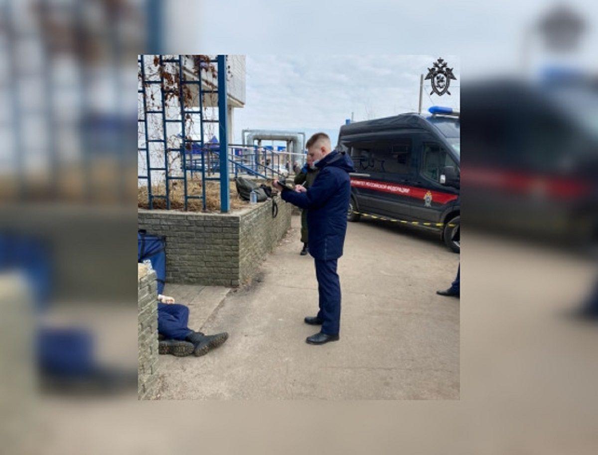 Работник транспортной компании застрелил коллегу во время инструктажа в Автозаводском районе Нижнего Новгорода