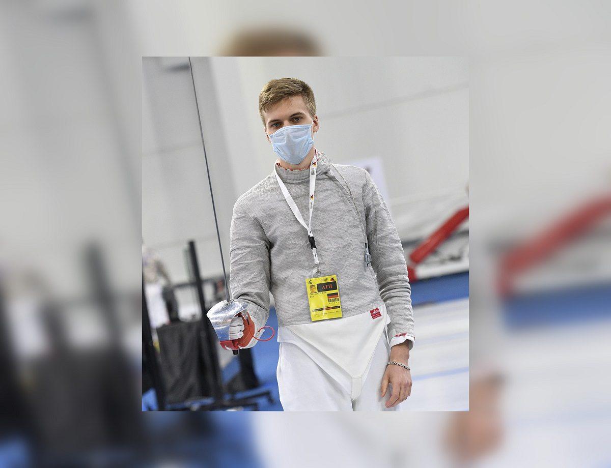 Нижегородский саблист завоевал золотую медаль на первенстве мира по фехтованию среди юниоров