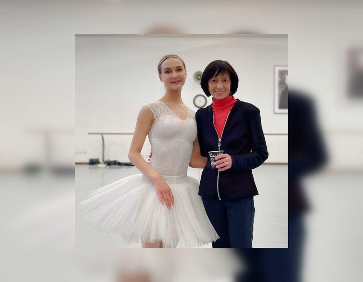 Нижегородская балерина прошла стажировку в Большом театре