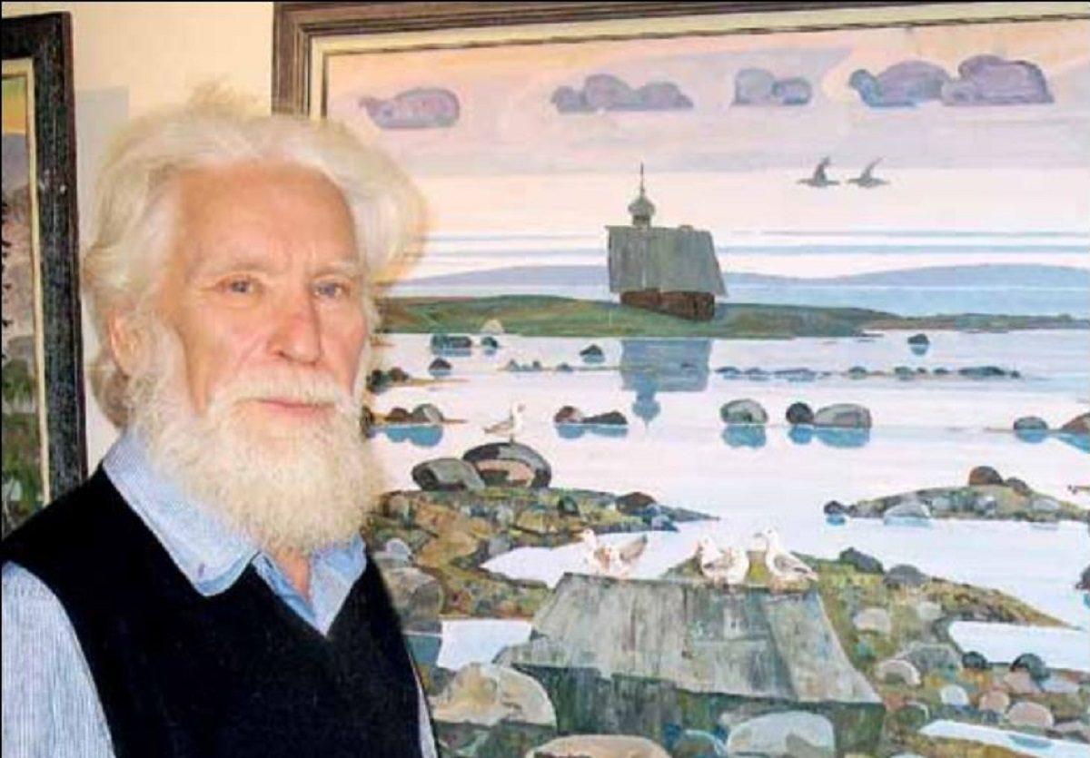Ушёл из жизни известный нижегородский художник Ким Шихов
