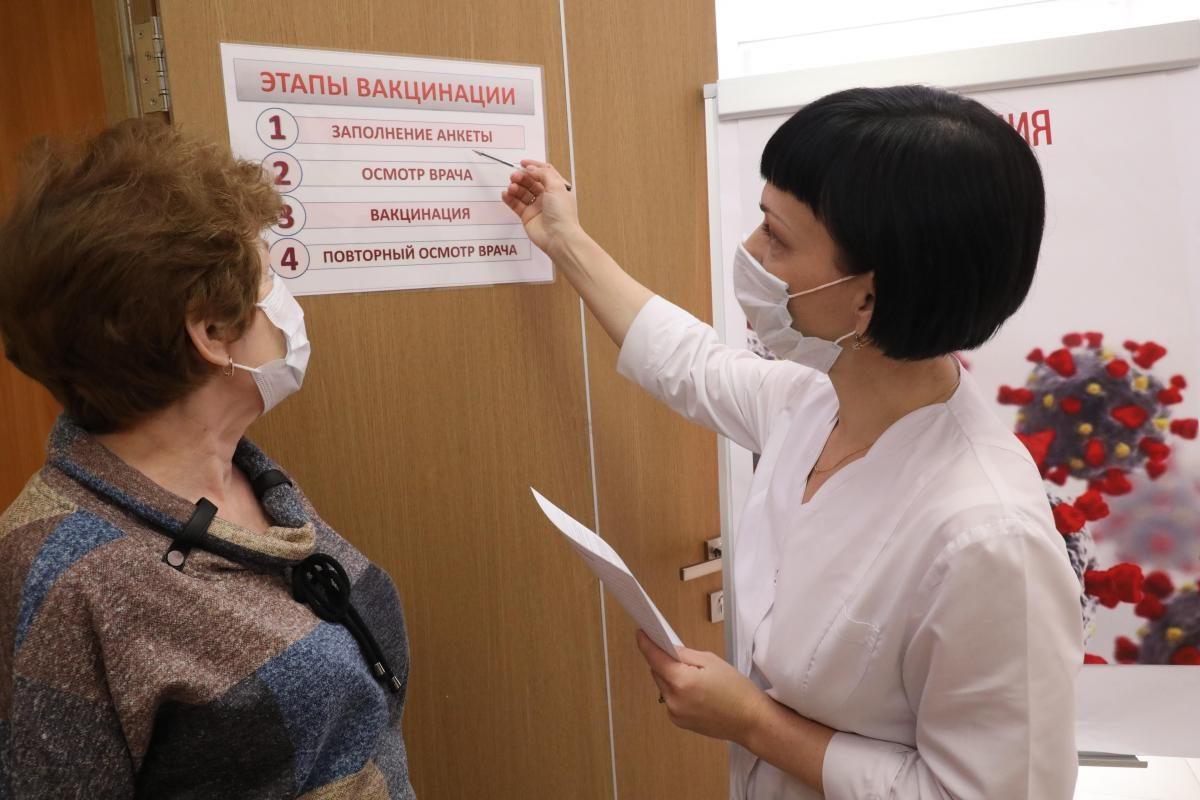 Директор центра «Вектор» Ринат Максютов объяснил, почему люди могут заболеть коронавирусом даже после вакцинации «ЭпиВакКороной»