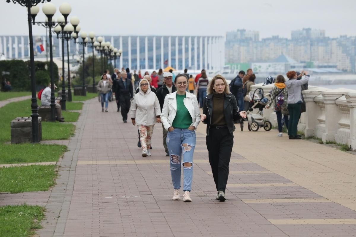 ВКонтакте запустили сервис с призами для любителей долгих прогулок по Нижнему Новгороду
