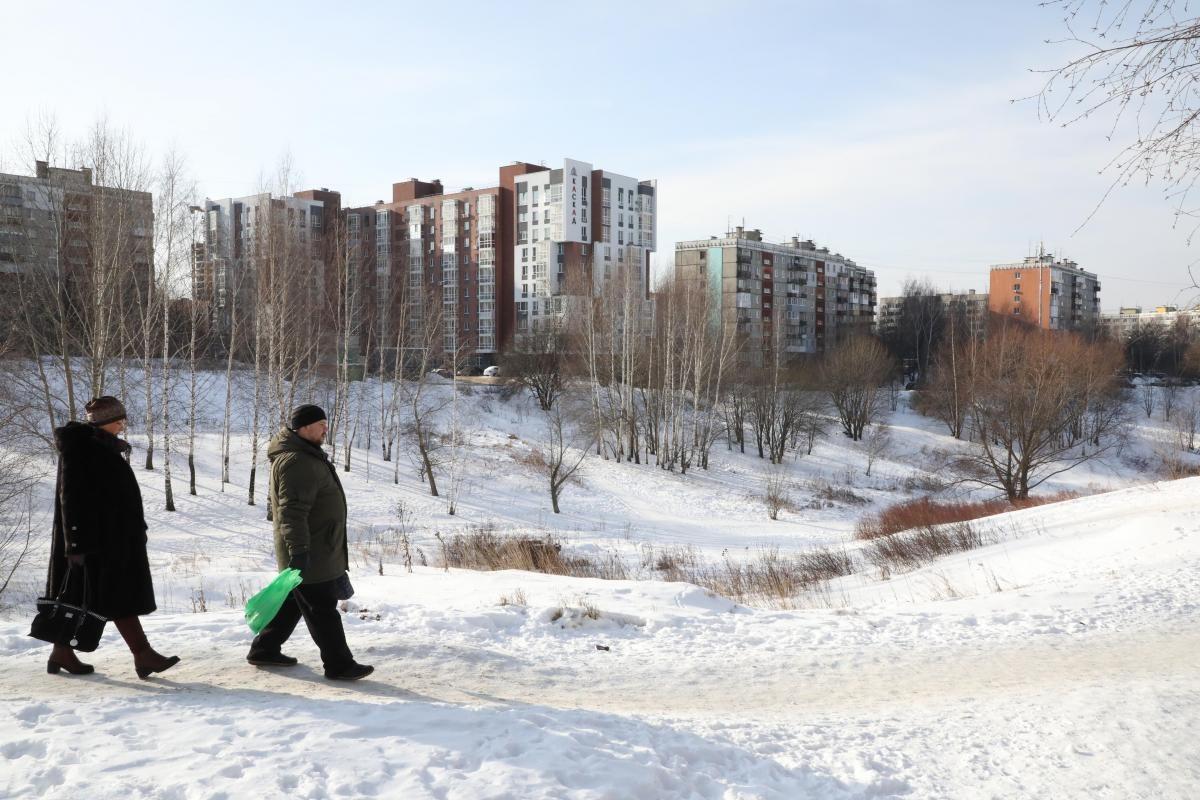 Начинается прием заявок на благоустройство Лопатинского оврага в Нижнем Новгороде