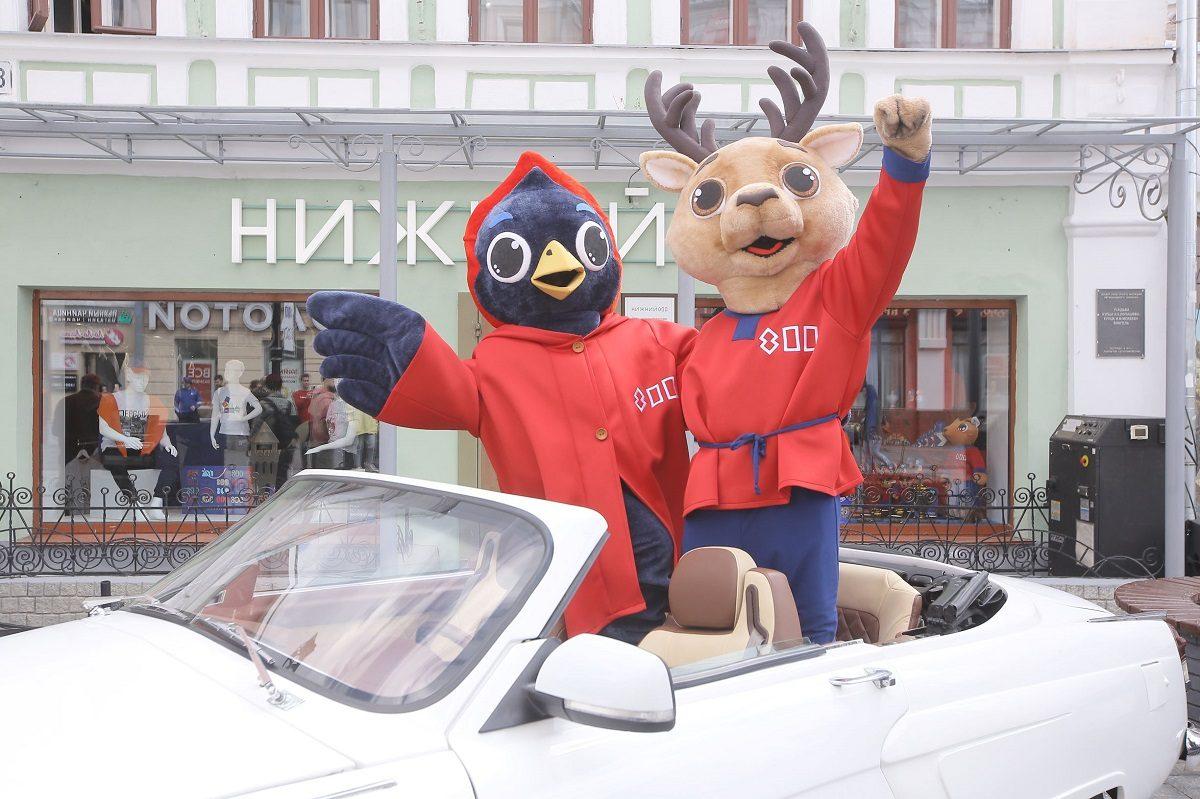 Нижегородцы смогут выиграть билет на гала-шоу 800-летия города
