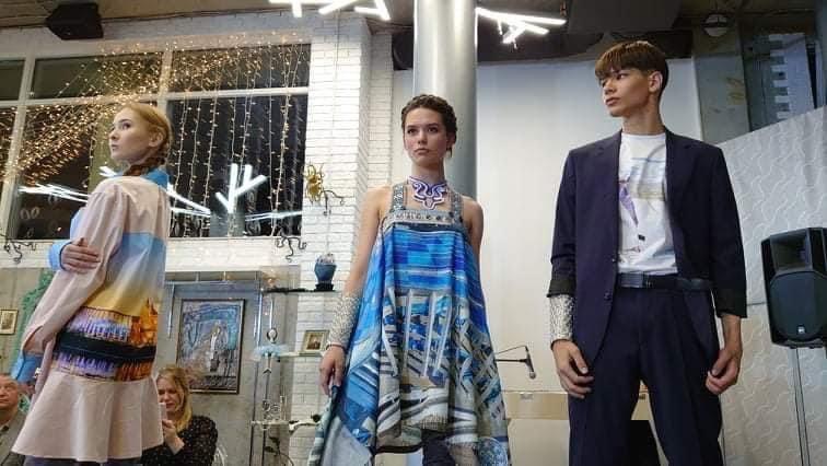 Коллекция нижегородского дизайнера попала на Mercedes-Benz Fashion Week