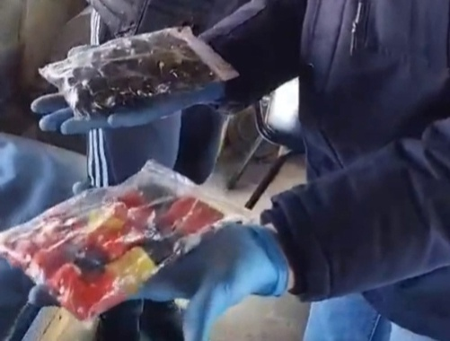 Больше 1,2 килограмма «синтетики» изъяли у сбытчика в Нижнем Новгороде