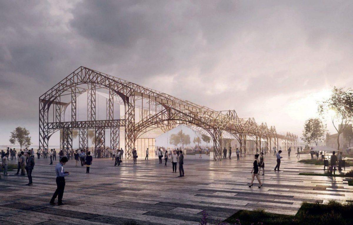 Стало известно, кто займется строительством концертного зала игалерейного пространства впакгаузах наСтрелке