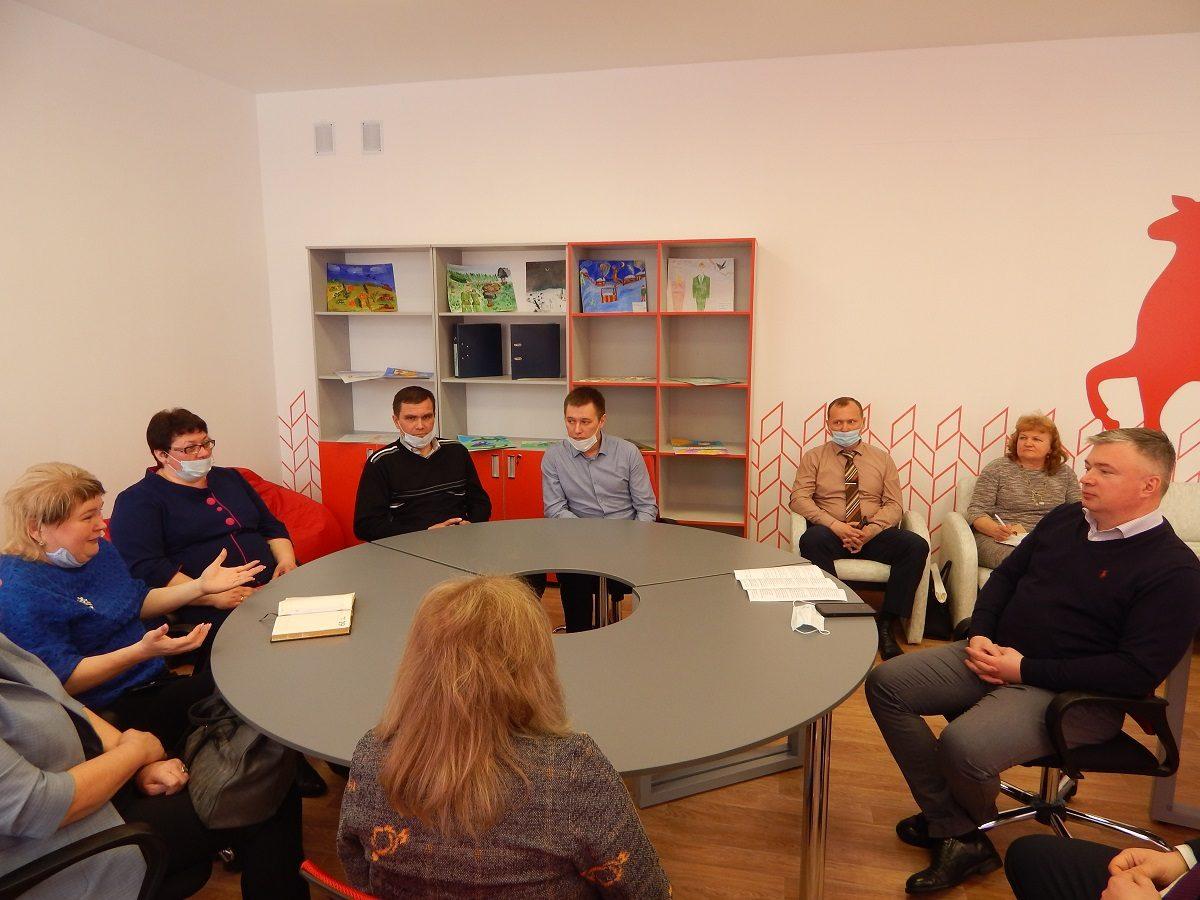 Артем Кавинов: «Федеральные проекты на территории дают толчок для дальнейшего развития»
