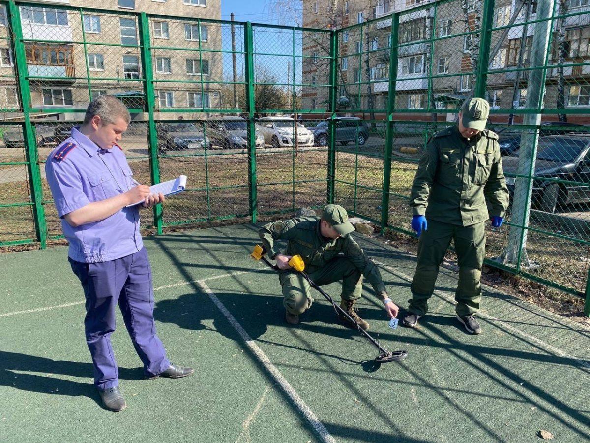 Следователи организовали проверку по факту травмирования ребёнка из пневматики в Дзержинске