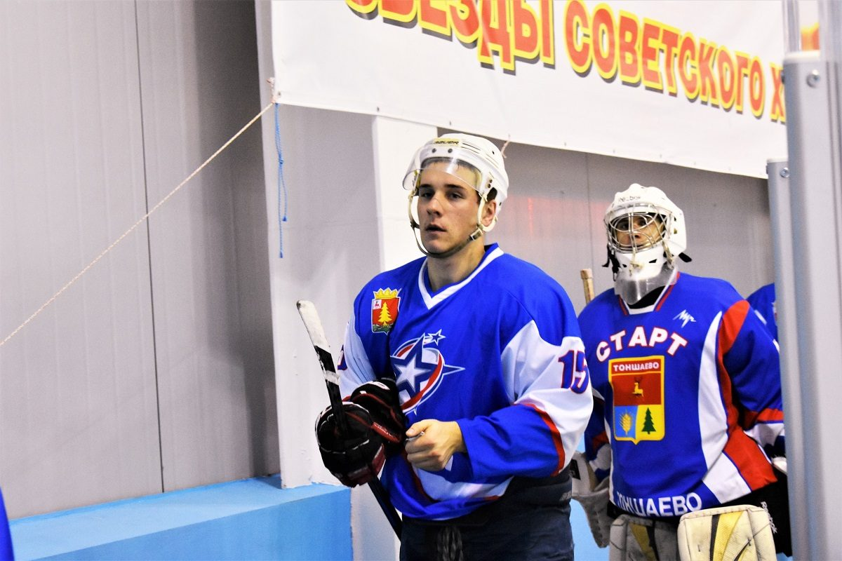 Стали известны даты решающих матчей чемпионата Нижегородской области по хоккею