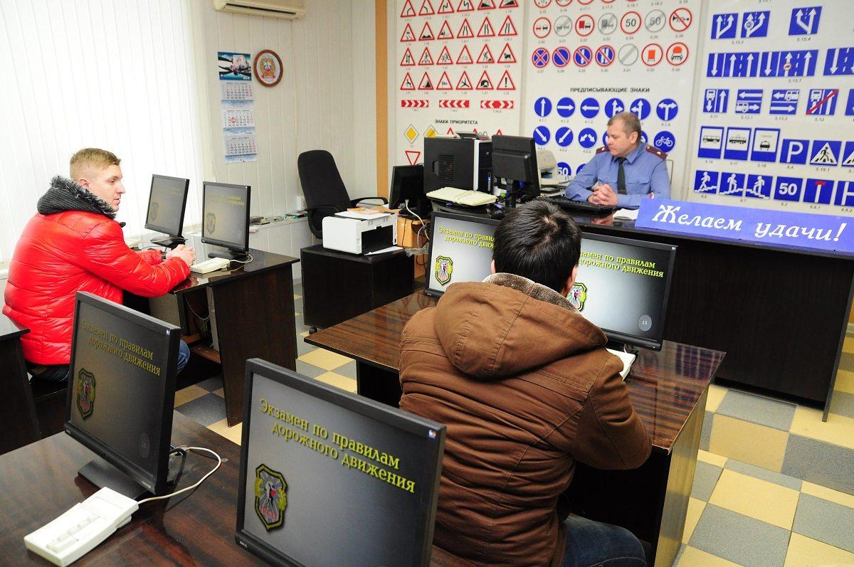 Проверка на дороге: сдавать на права нижегородцы будут по-новому